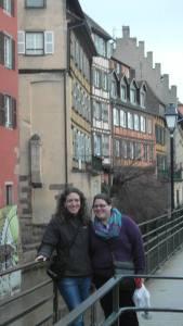 Jodi and I in Strasbourg, France last year.